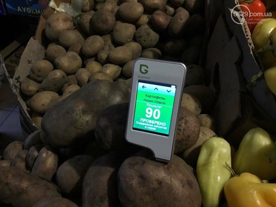 Осторожно, картофель! Стало известно, где в Мариуполе продают овощи без нитратов, фото-72