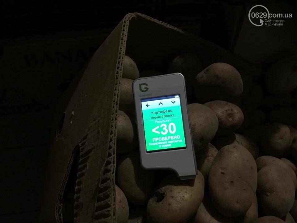 Осторожно, картофель! Стало известно, где в Мариуполе продают овощи без нитратов, фото-69
