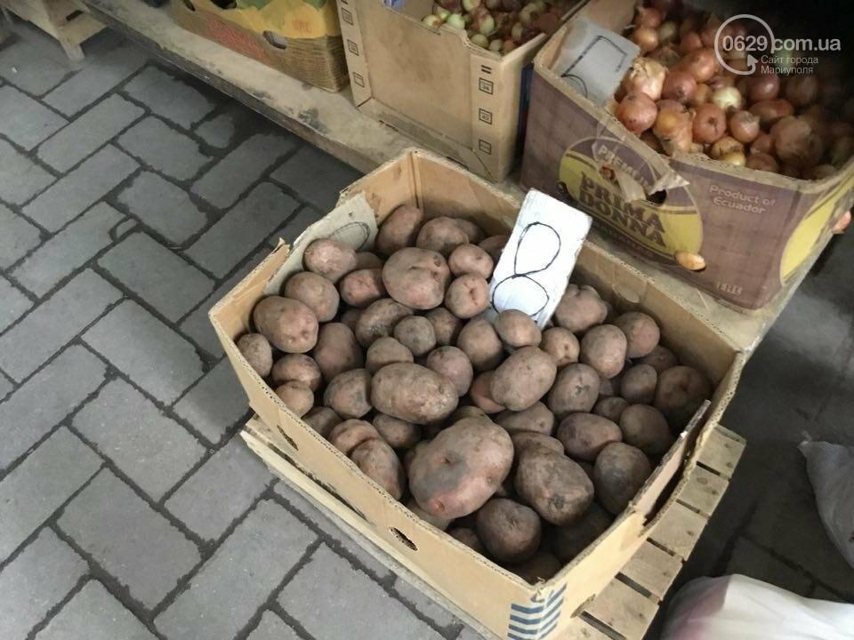 Осторожно, картофель! Стало известно, где в Мариуполе продают овощи без нитратов, фото-61