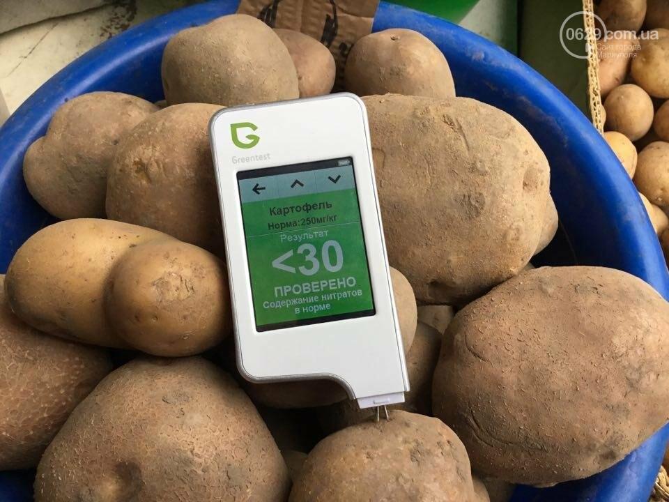Осторожно, картофель! Стало известно, где в Мариуполе продают овощи без нитратов, фото-63