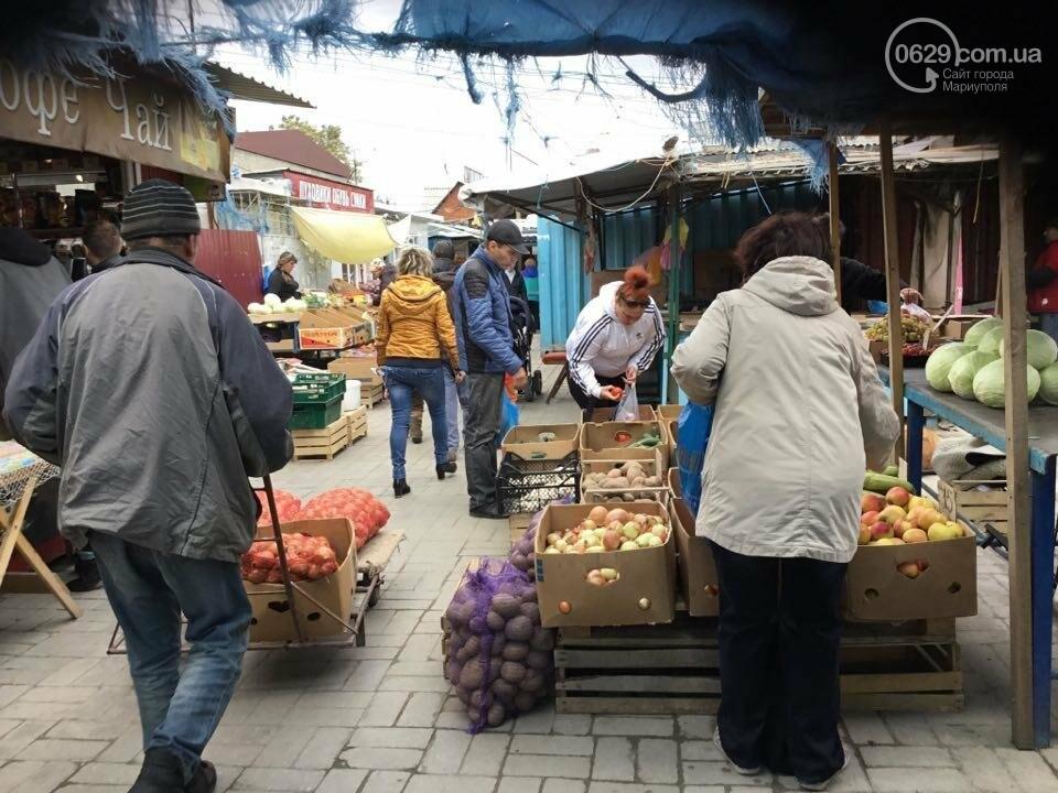 Осторожно, картофель! Стало известно, где в Мариуполе продают овощи без нитратов, фото-65