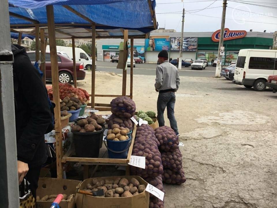 Осторожно, картофель! Стало известно, где в Мариуполе продают овощи без нитратов, фото-64