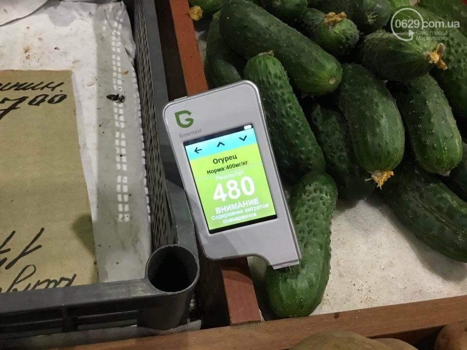 Осторожно, картофель! Стало известно, где в Мариуполе продают овощи без нитратов, фото-141