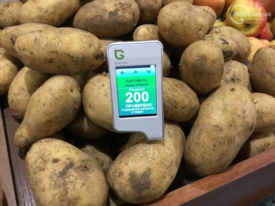 Осторожно, картофель! Стало известно, где в Мариуполе продают овощи без нитратов, фото-74