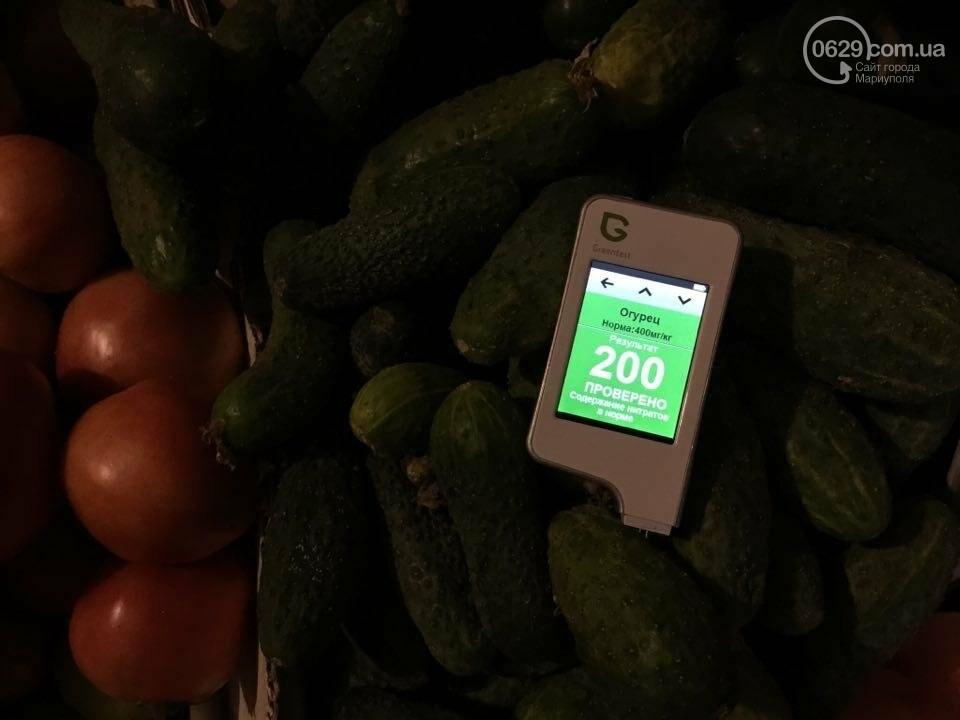 Осторожно, картофель! Стало известно, где в Мариуполе продают овощи без нитратов, фото-75