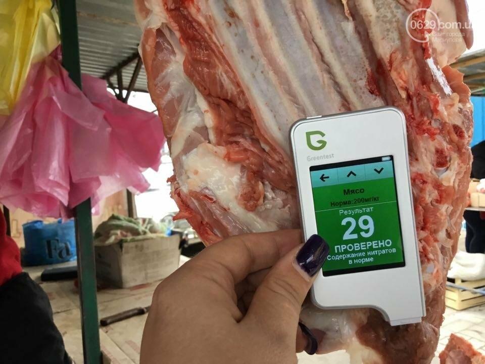 Осторожно, картофель! Стало известно, где в Мариуполе продают овощи без нитратов, фото-133