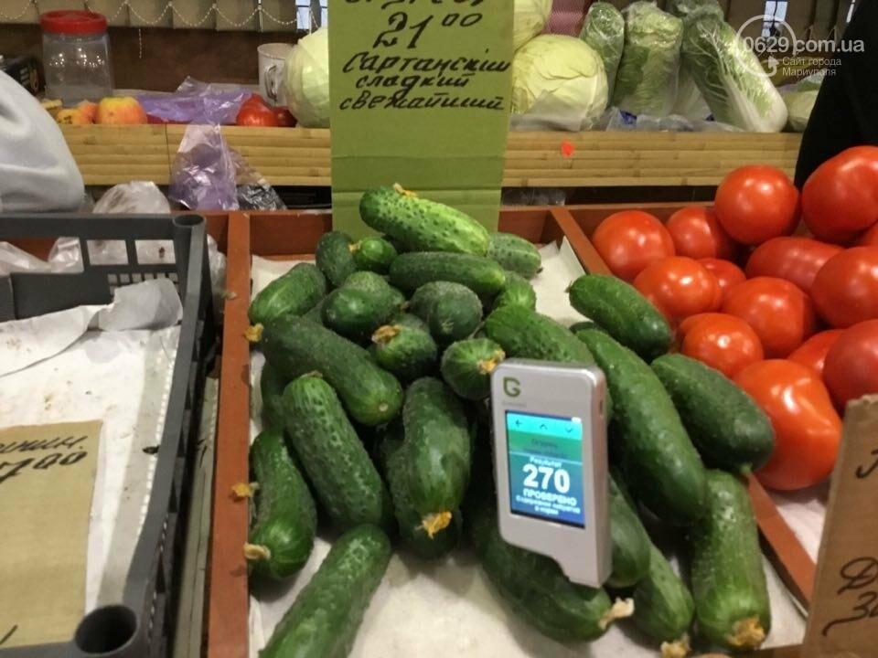 Осторожно, картофель! Стало известно, где в Мариуполе продают овощи без нитратов, фото-142