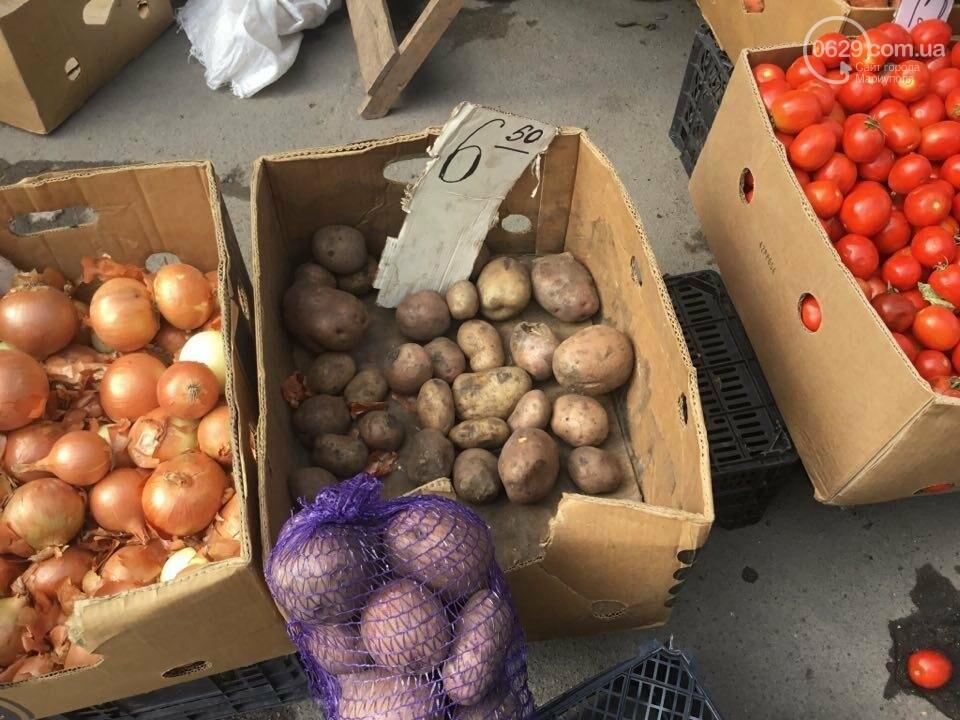 Осторожно, картофель! Стало известно, где в Мариуполе продают овощи без нитратов, фото-78