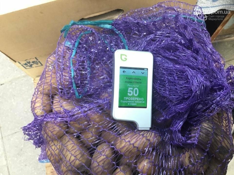 Осторожно, картофель! Стало известно, где в Мариуполе продают овощи без нитратов, фото-91