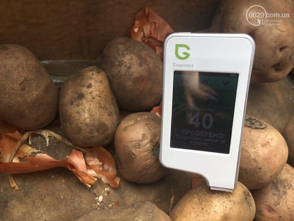 Осторожно, картофель! Стало известно, где в Мариуполе продают овощи без нитратов, фото-82