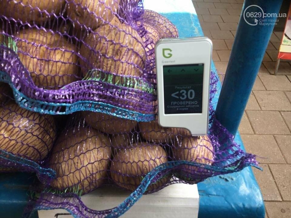 Осторожно, картофель! Стало известно, где в Мариуполе продают овощи без нитратов, фото-92