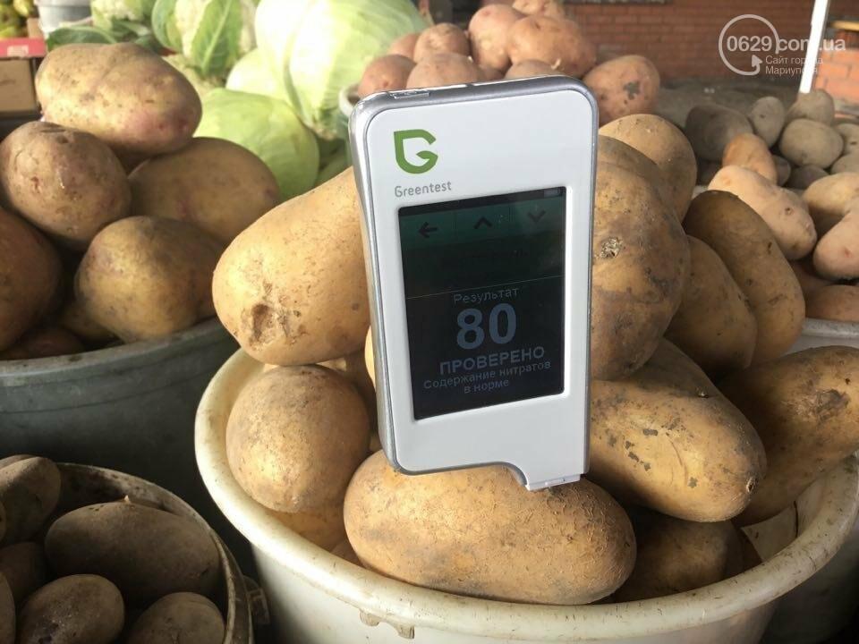 Осторожно, картофель! Стало известно, где в Мариуполе продают овощи без нитратов, фото-83