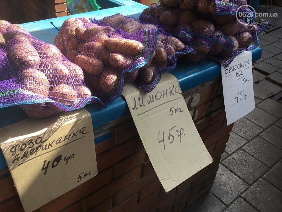 Осторожно, картофель! Стало известно, где в Мариуполе продают овощи без нитратов, фото-95