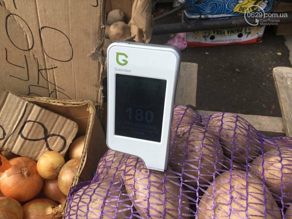 Осторожно, картофель! Стало известно, где в Мариуполе продают овощи без нитратов, фото-86