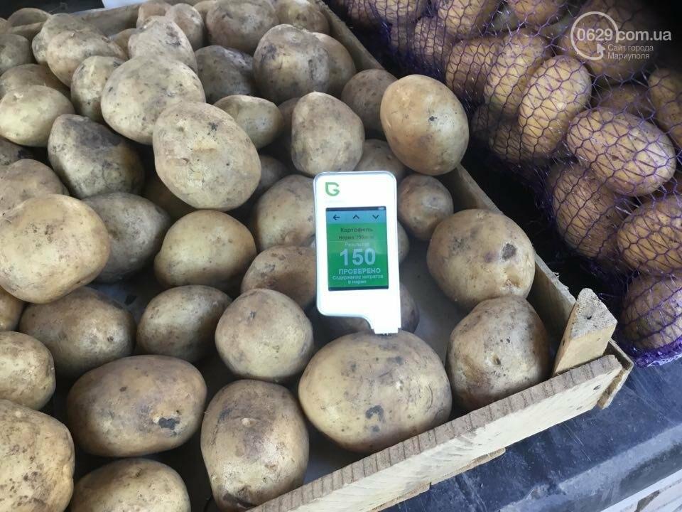 Осторожно, картофель! Стало известно, где в Мариуполе продают овощи без нитратов, фото-110