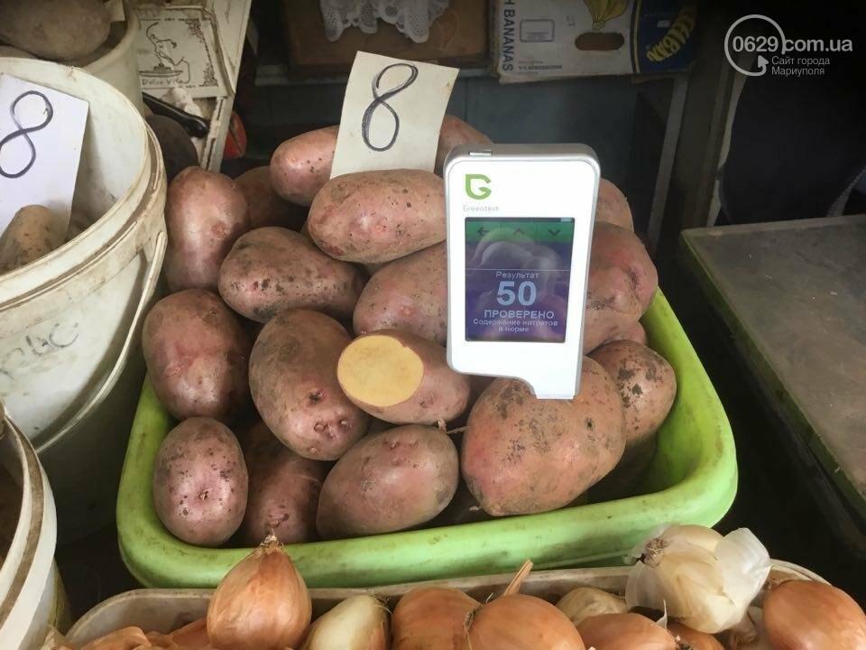 Осторожно, картофель! Стало известно, где в Мариуполе продают овощи без нитратов, фото-96
