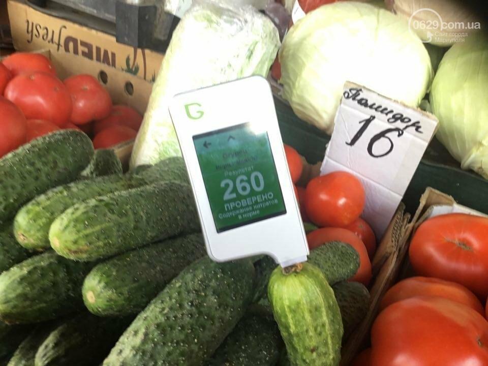Осторожно, картофель! Стало известно, где в Мариуполе продают овощи без нитратов, фото-134