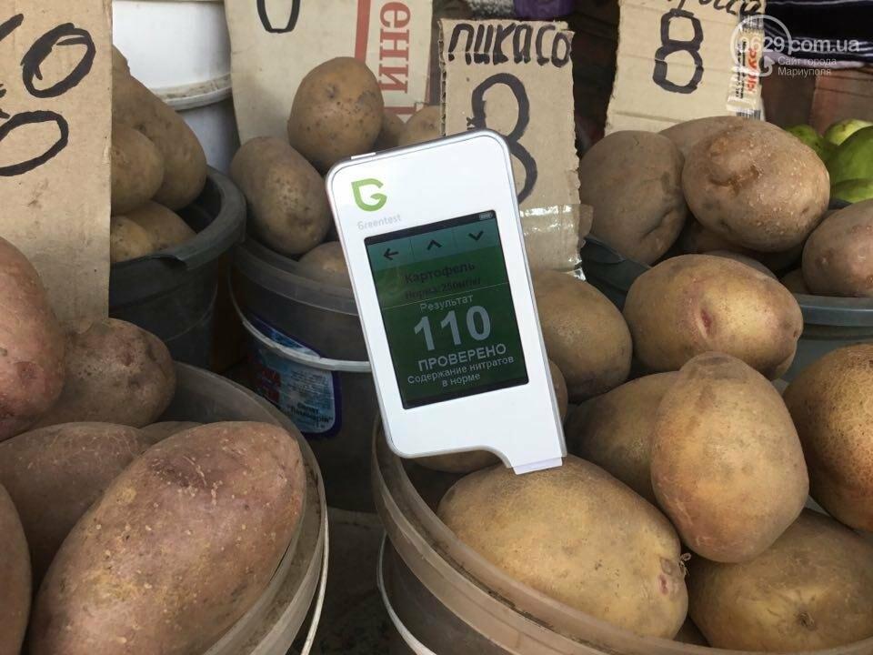 Осторожно, картофель! Стало известно, где в Мариуполе продают овощи без нитратов, фото-97