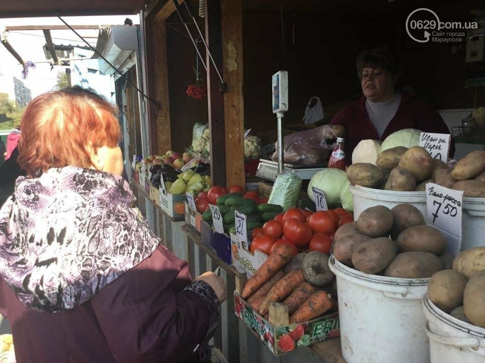 Осторожно, картофель! Стало известно, где в Мариуполе продают овощи без нитратов, фото-100