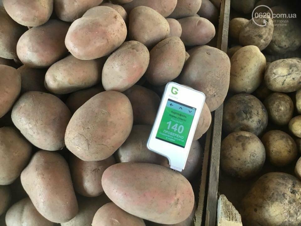 Осторожно, картофель! Стало известно, где в Мариуполе продают овощи без нитратов, фото-115