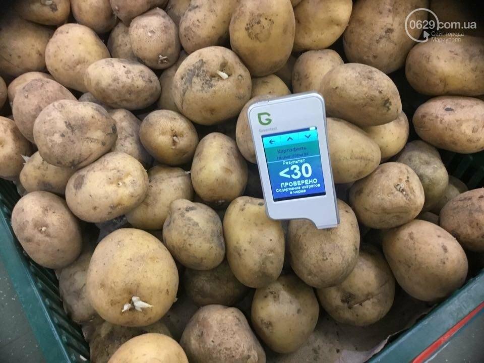 Осторожно, картофель! Стало известно, где в Мариуполе продают овощи без нитратов, фото-124