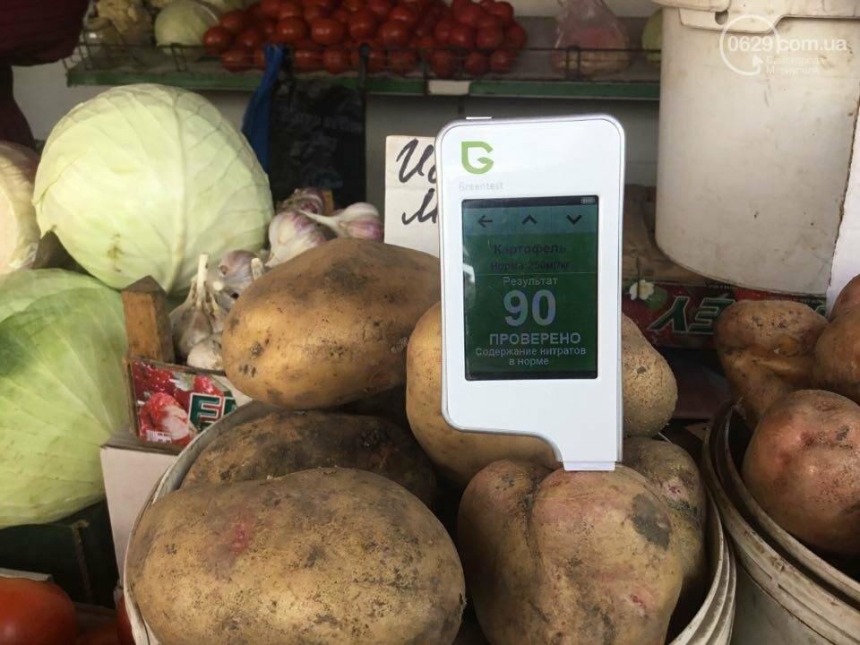 Осторожно, картофель! Стало известно, где в Мариуполе продают овощи без нитратов, фото-105