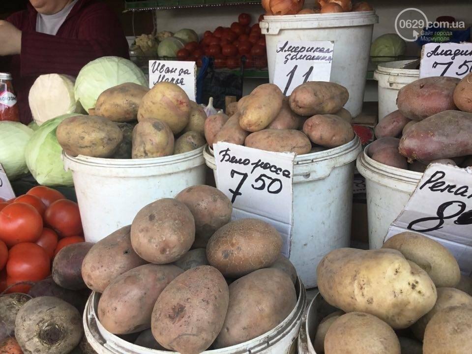 Осторожно, картофель! Стало известно, где в Мариуполе продают овощи без нитратов, фото-102