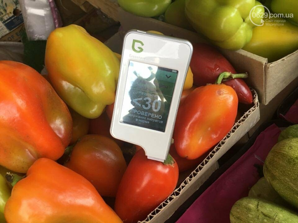 Осторожно, картофель! Стало известно, где в Мариуполе продают овощи без нитратов, фото-135