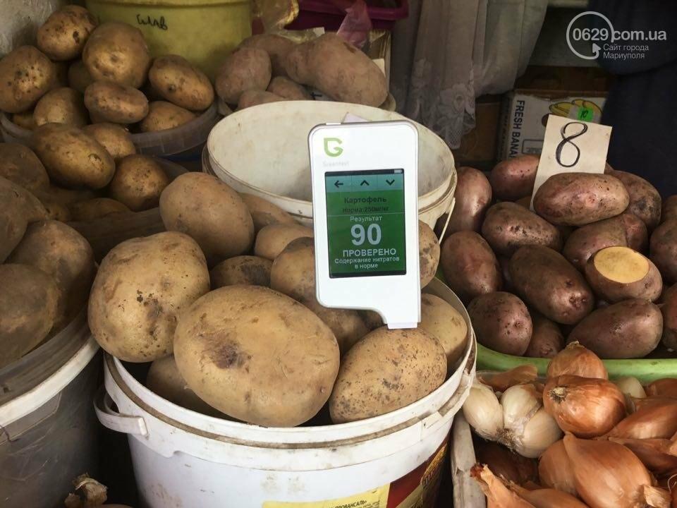 Осторожно, картофель! Стало известно, где в Мариуполе продают овощи без нитратов, фото-104