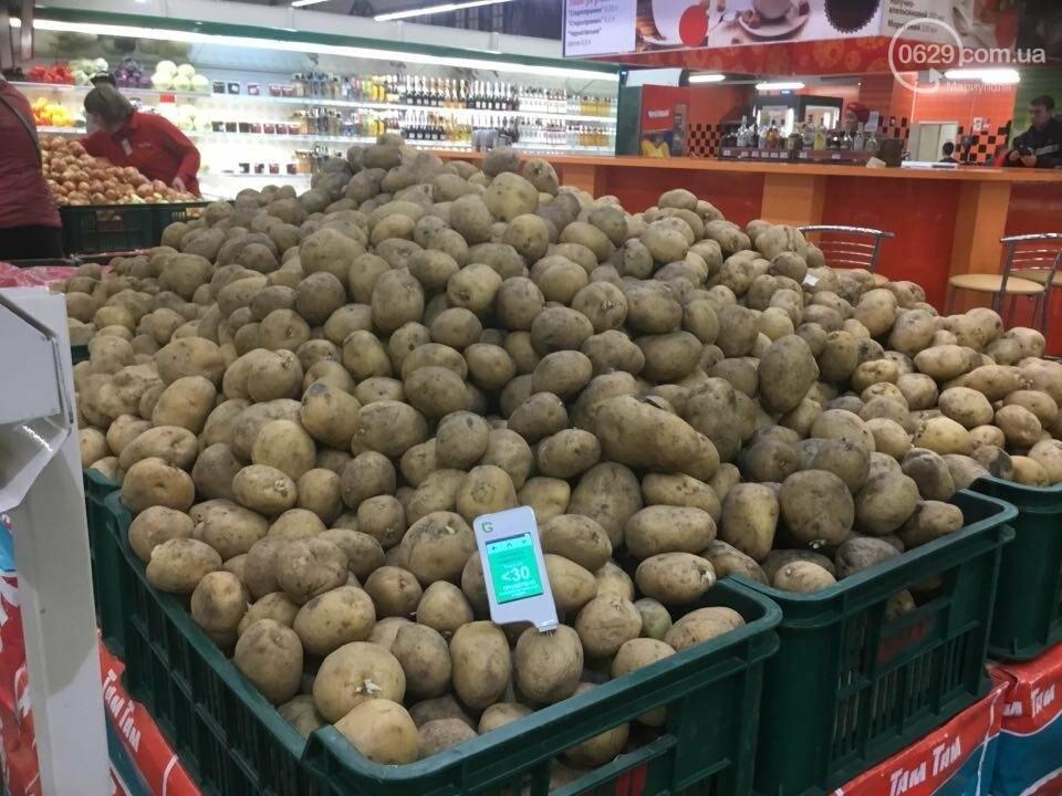 Осторожно, картофель! Стало известно, где в Мариуполе продают овощи без нитратов, фото-125