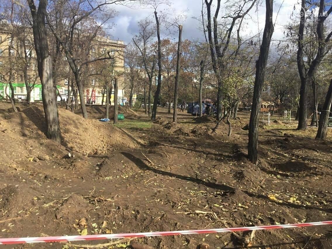 На немецком кладбище в центре Мариуполя был захоронен советский солдат (ФОТО, ВИДЕО), фото-11