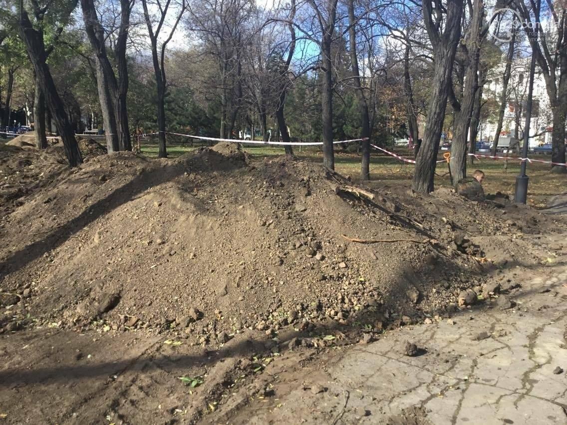 На немецком кладбище в центре Мариуполя был захоронен советский солдат (ФОТО, ВИДЕО), фото-13