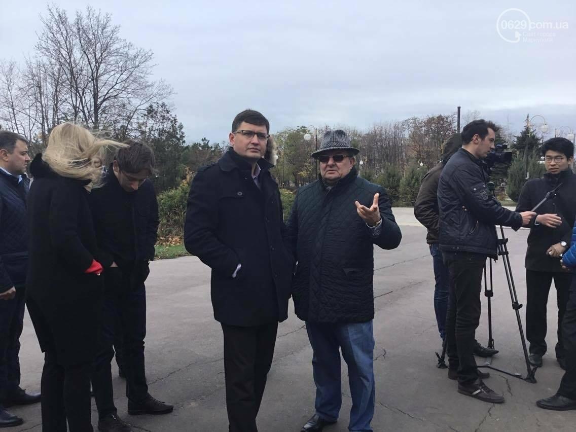 """В Мариуполе украино-японскую дружбу """"закрепили"""" сакурами (ФОТО, ВИДЕО), фото-6"""