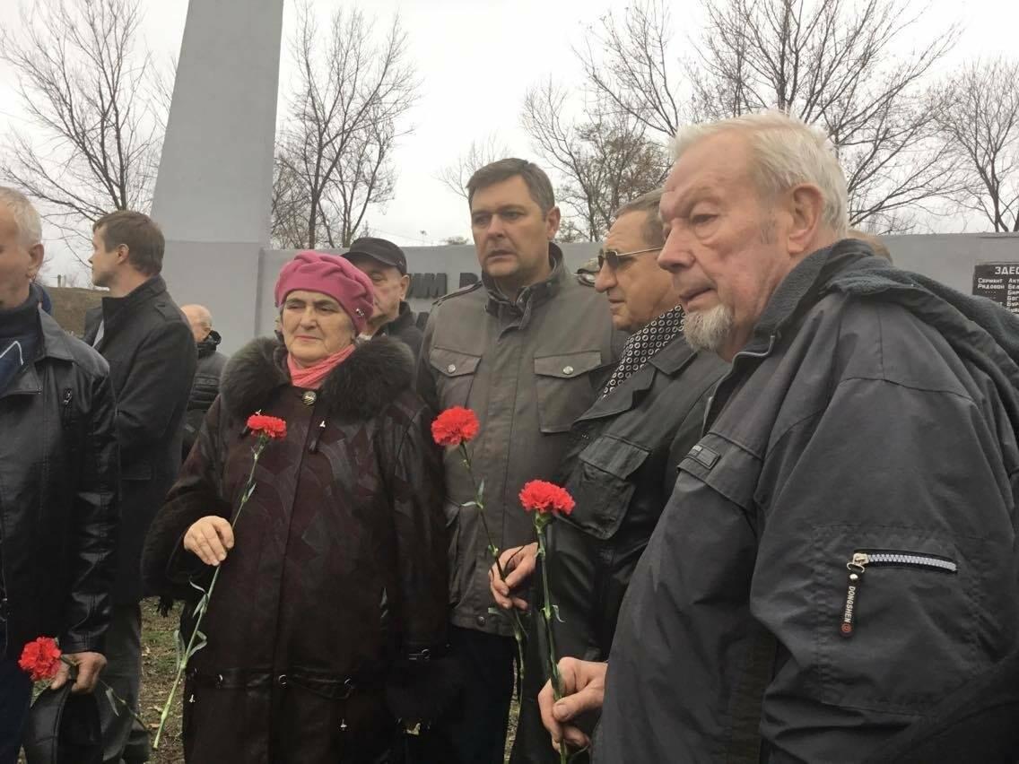 В Мариуполе перезахоронили останки советского воина, найденные на немецком кладбище (ФОТО, ВИДЕО), фото-4