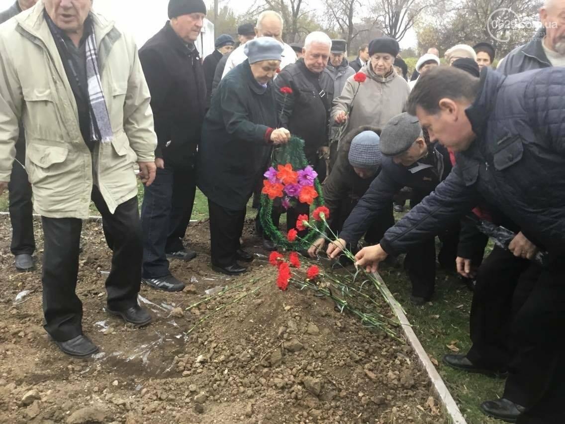 В Мариуполе перезахоронили останки советского воина, найденные на немецком кладбище (ФОТО, ВИДЕО), фото-2