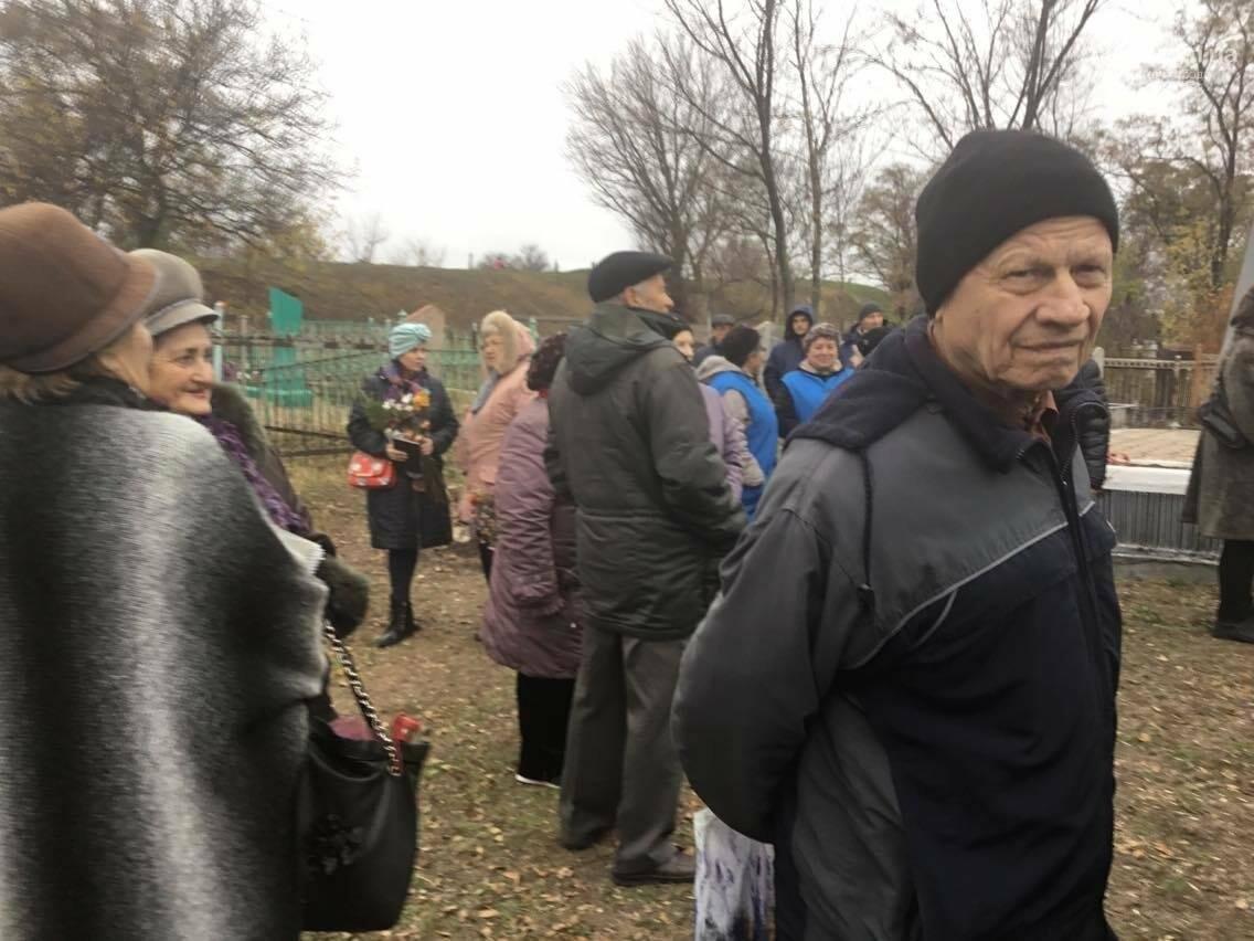 В Мариуполе перезахоронили останки советского воина, найденные на немецком кладбище (ФОТО, ВИДЕО), фото-13