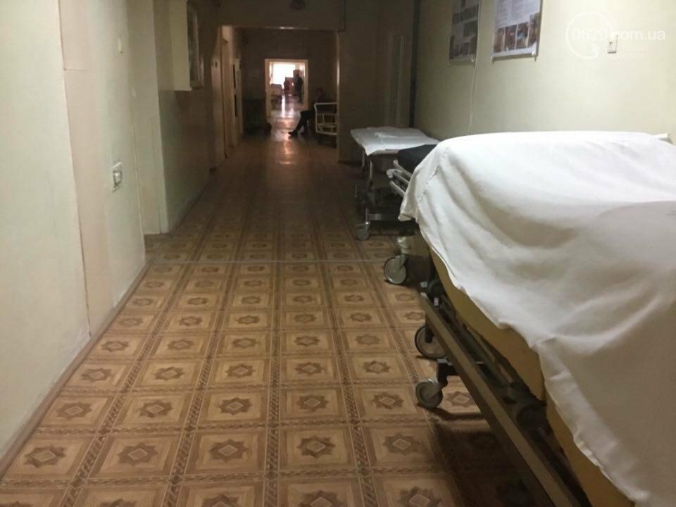 Wi-fi, курилка и ремонт: как живет травматология мариупольской БСМП, фото-25