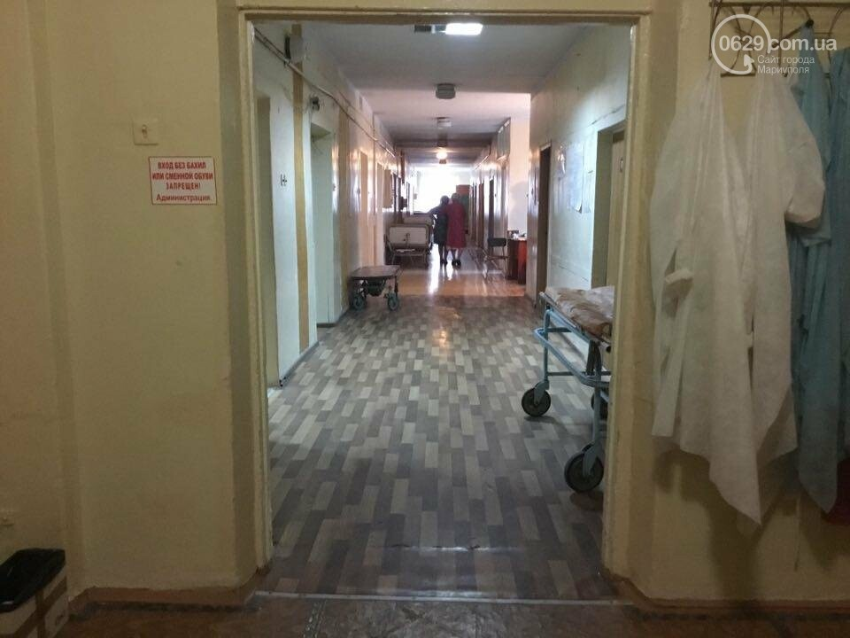 Wi-fi, курилка и ремонт: как живет травматология мариупольской БСМП, фото-42