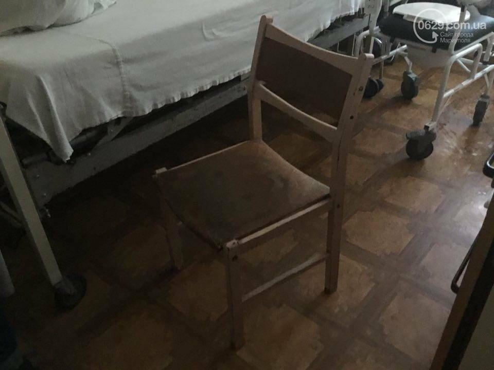 Wi-fi, курилка и ремонт: как живет травматология мариупольской БСМП, фото-43