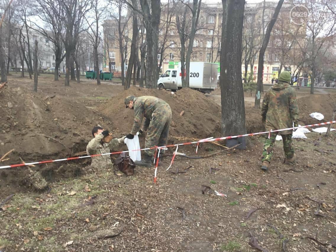 В мариупольском сквере может находиться до 1000 могил немецких солдат, - эксперты (ФОТО, ВИДЕО), фото-5