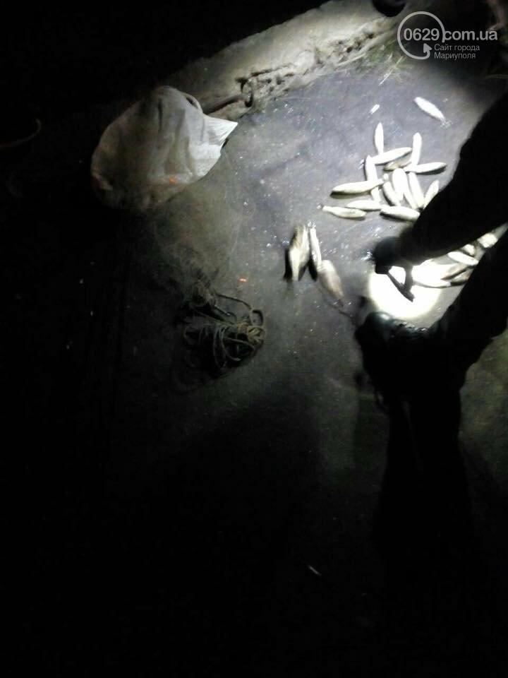 """В Мариуполе на пост-мосту снова задержали браконьера с """"пауком"""" (ФОТО), фото-1"""