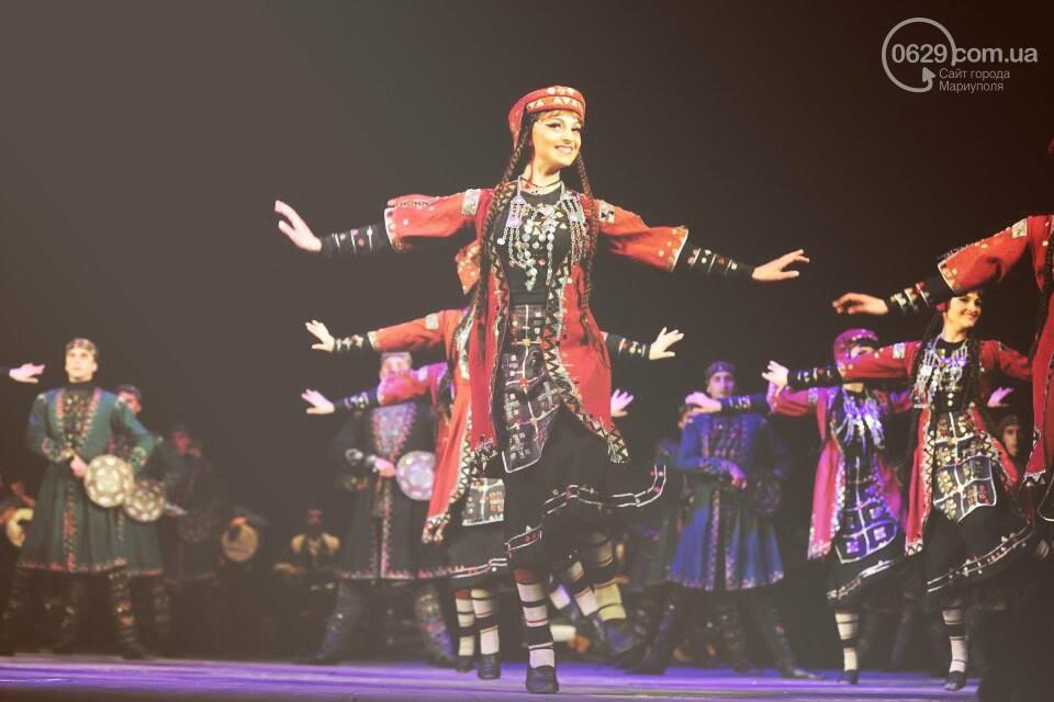 Государственный ансамбль песни и танца Грузии «Кутаиси» в Мариуполе, фото-3