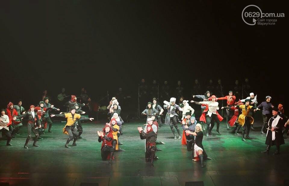 Государственный ансамбль песни и танца Грузии «Кутаиси» в Мариуполе, фото-7