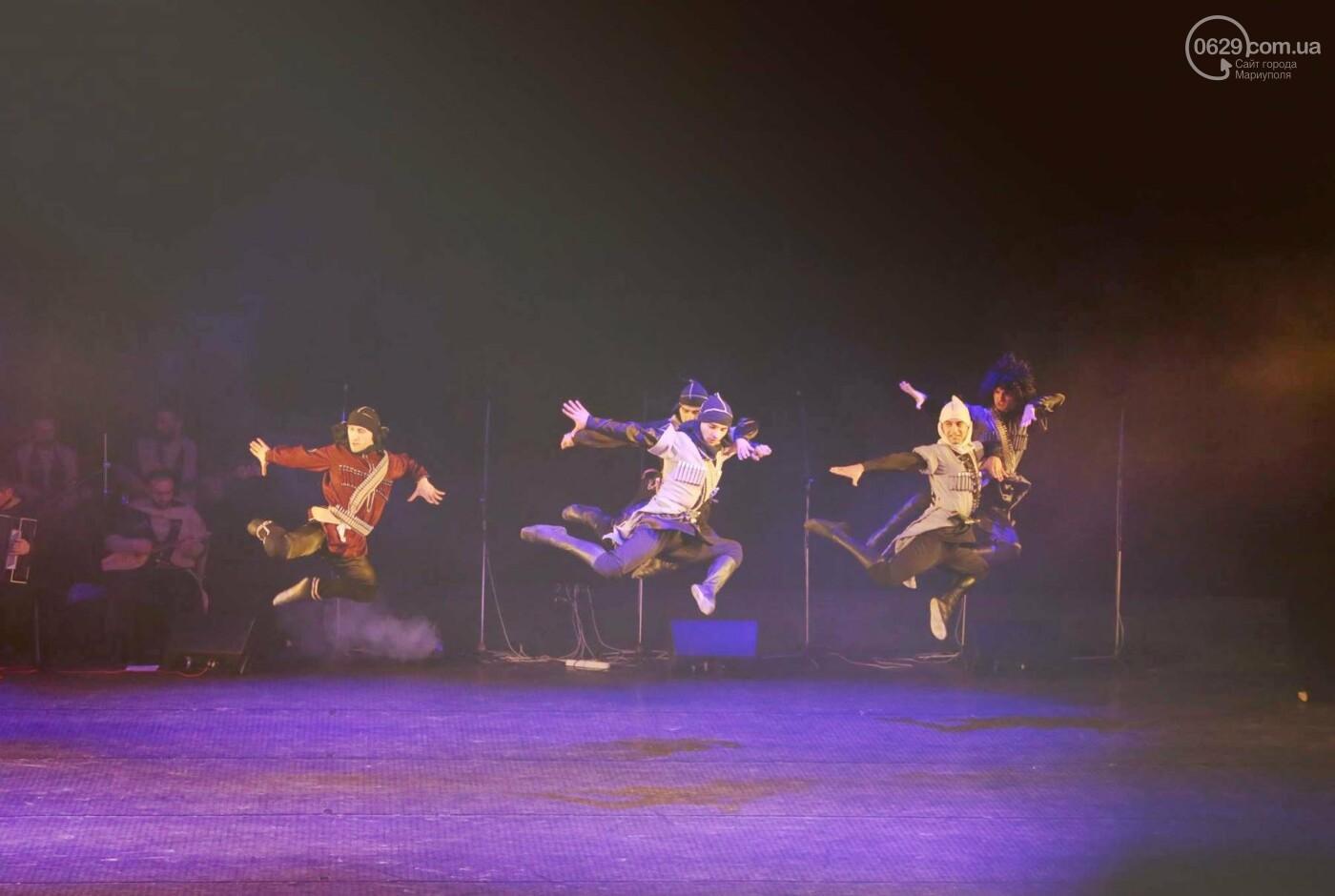 Государственный ансамбль песни и танца Грузии «Кутаиси» в Мариуполе, фото-8