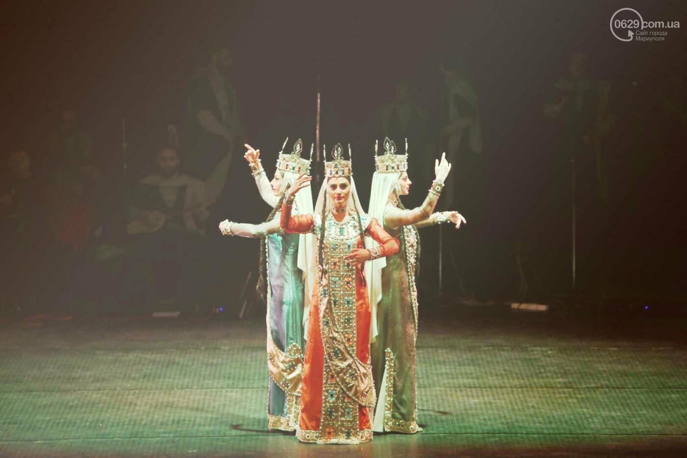 Государственный ансамбль песни и танца Грузии «Кутаиси» в Мариуполе, фото-9