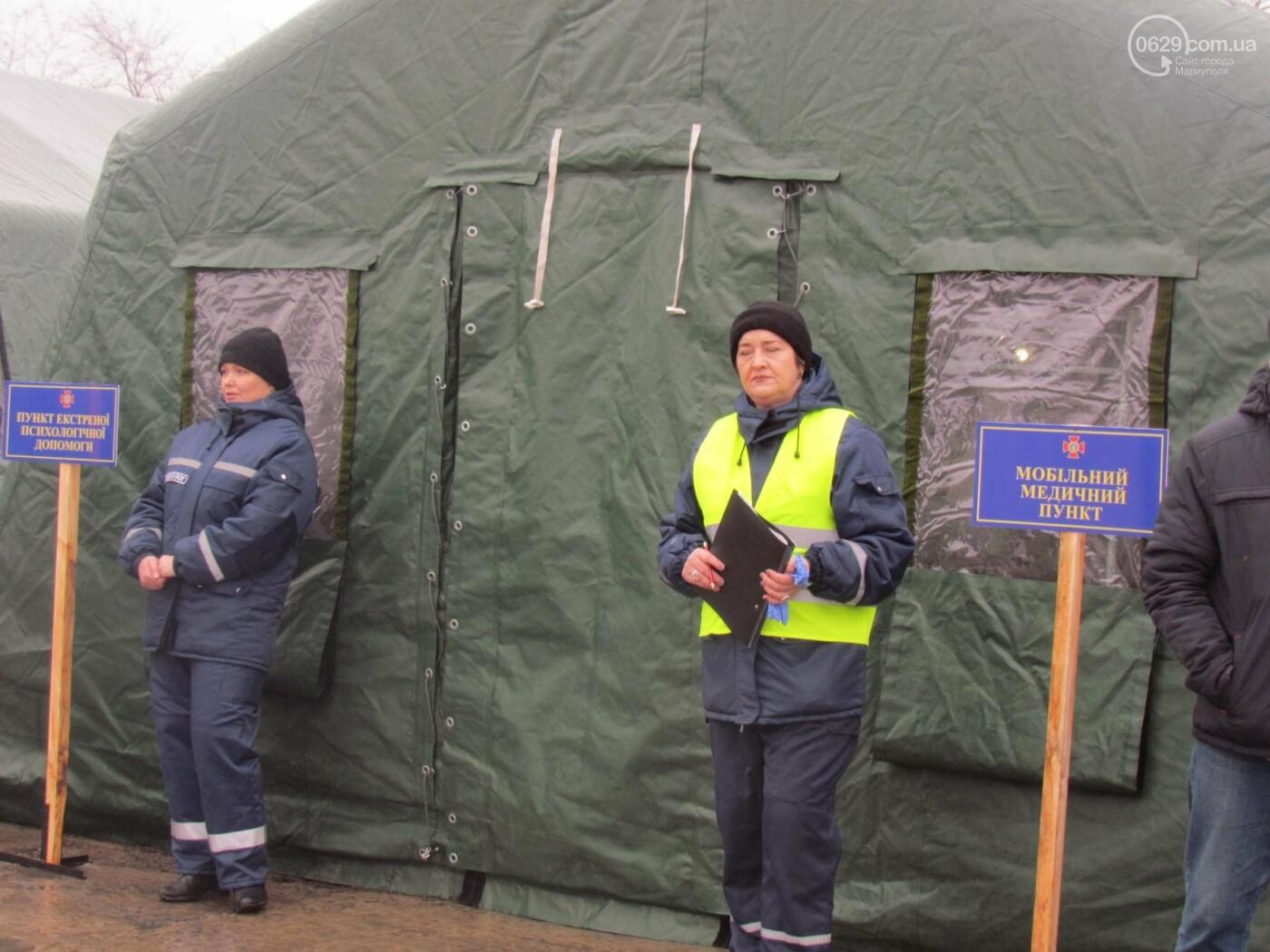 Под Мариуполем эвакуировали обмороженных и разминировали авто (ФОТОРЕПОРТАЖ+ВИДЕО), фото-1