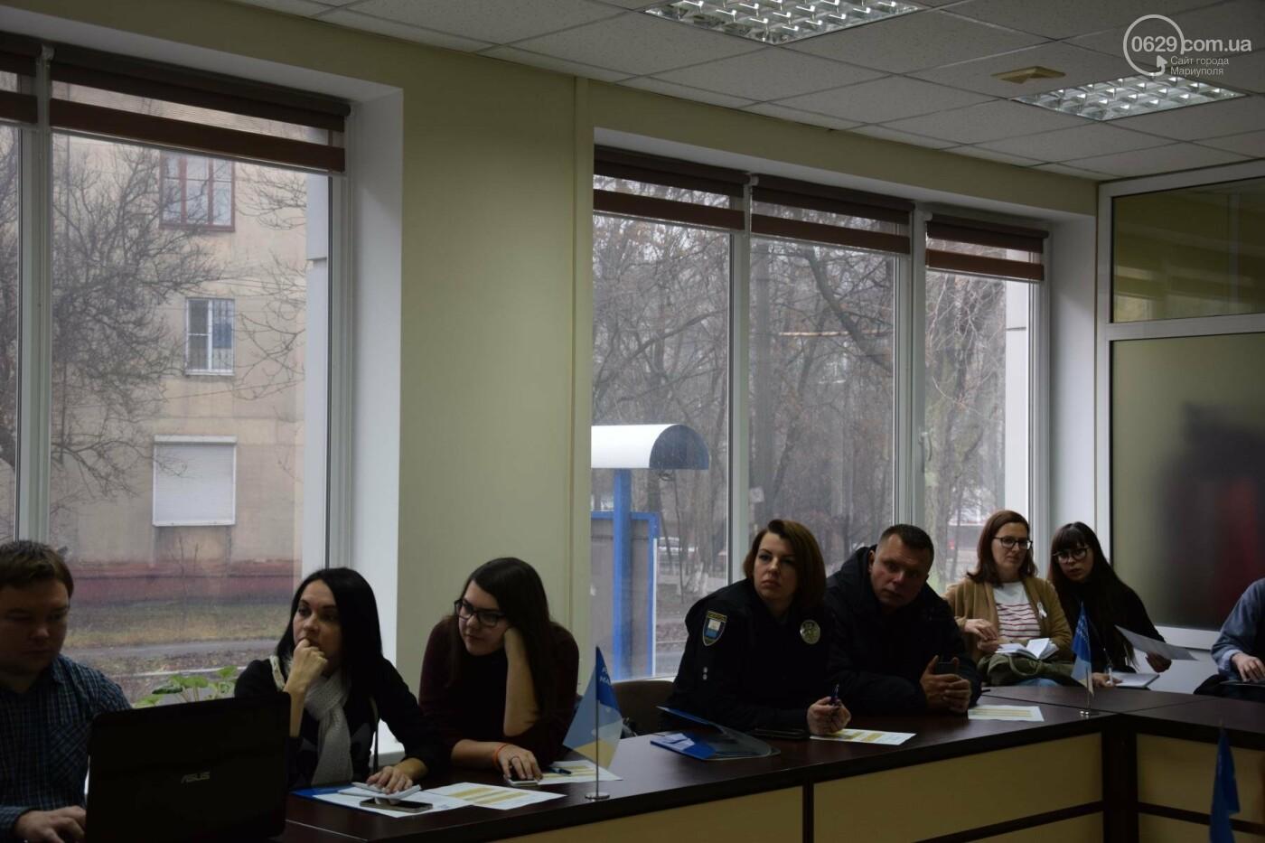 Презентация убежища в Мариуполе завершилась предложением о  воссоздании вытрезвителей (ФОТО, ВИДЕО), фото-10