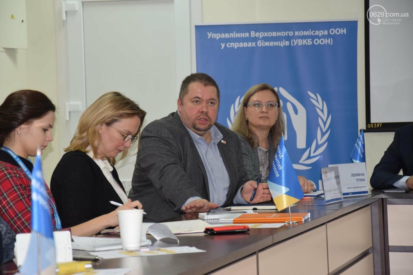 Презентация убежища в Мариуполе завершилась предложением о  воссоздании вытрезвителей (ФОТО, ВИДЕО), фото-12