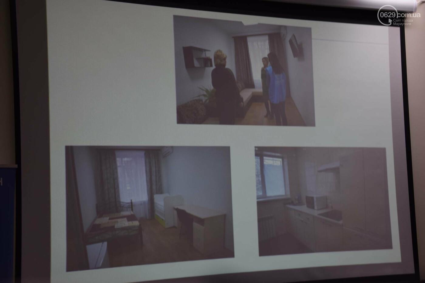 Презентация убежища в Мариуполе завершилась предложением о  воссоздании вытрезвителей (ФОТО, ВИДЕО), фото-1