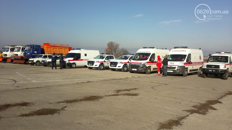 Мариупольские медики спасли 13 людей из снежных завалов (ФОТО), фото-2